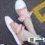 รองเท้าผ้าใบสวมเปิดท้าย ST55-PNK [สีชมพู] thumbnail 1