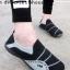 รองเท้าผ้าใบผู้หญิง สไตล์สปอร์ตเกิร์ล (สีดำ ) thumbnail 1
