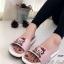 รองเท้าแตะผู้หญิง แบบสวม ลายkitty (สีชมพู ) thumbnail 1