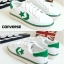 รองเท้าผ้าใบ สไตล์คอนเวอร์สสตาร์ (สีเขียว) thumbnail 1