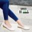 รองเท้าคัทชูผู้หญิง SM9028-WHT [สีขาว]