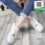 รองเท้าผ้าใบสีขาว สไตล์ michael kors Top Trainers ส้นเงิน (สีขาว ) thumbnail 1