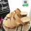 รองเท้าส้นเตารีด สไตล์เพื่อสุขภาพ 961-59-CRE [สีครีม] thumbnail 5