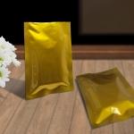 10.5 x 15 ซม ( 4 x 6 นิ้ว ) สีทอง