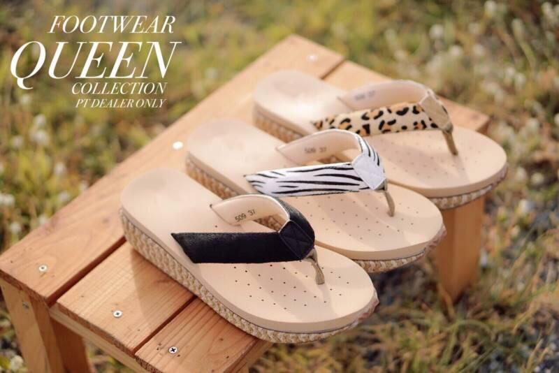 รองเท้าแตะผู้หญิง รองเท้าแตะแฟชั่น รองเท้าฟองน้ำ